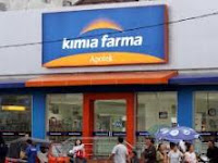 PT Kimia Farma Trading & Distribution  - Recruitment For D3, S1 Fresh Graduated Juni 2013