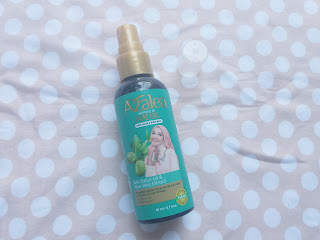 azalea hair hijab and body mist