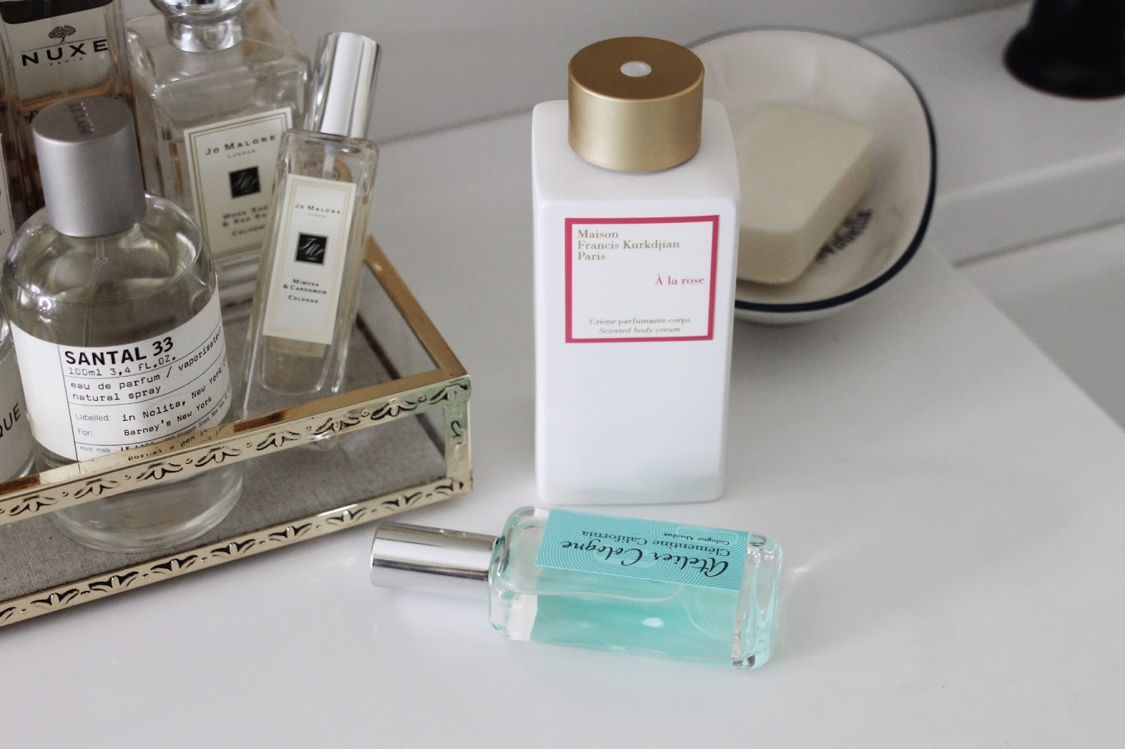 My Transitional Scent Picks: Summer to Fall