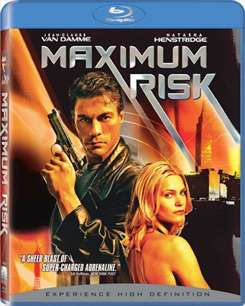 Maximum Risk 1996 Dual Audio Hindi Bluray Download