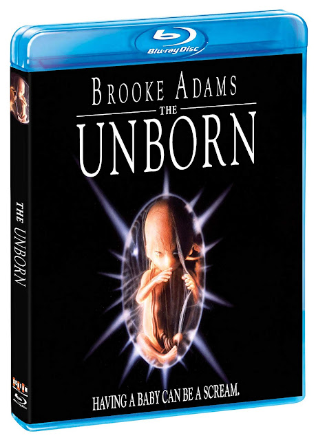 "90's horror cult classic ""THE UNBORN"" hits Blu-ray on August 14th from Scream Fcatory!"