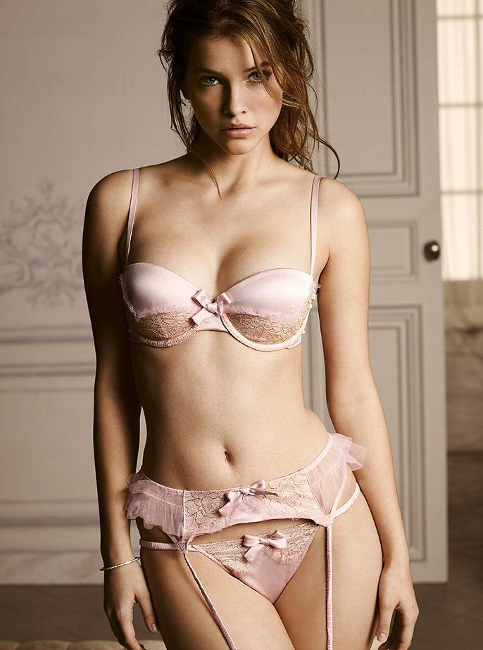 Victoria's Secret collection featuring Barbara Palvin