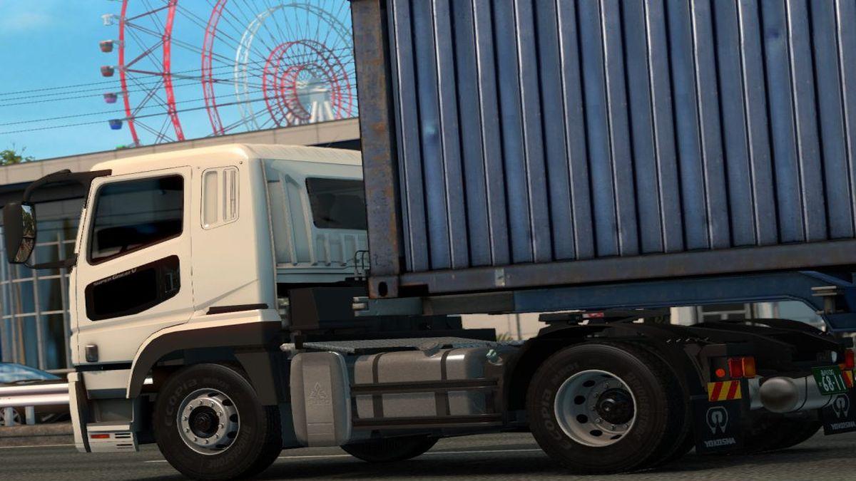 Mitsubishi Fuso SuperGreat V Beta 1.4 Truck