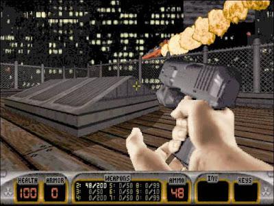 Videojuego Duke Nukem 3D