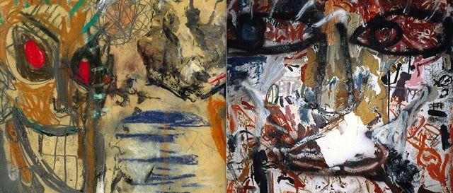 Pinturas de la Casa de John Frusciante