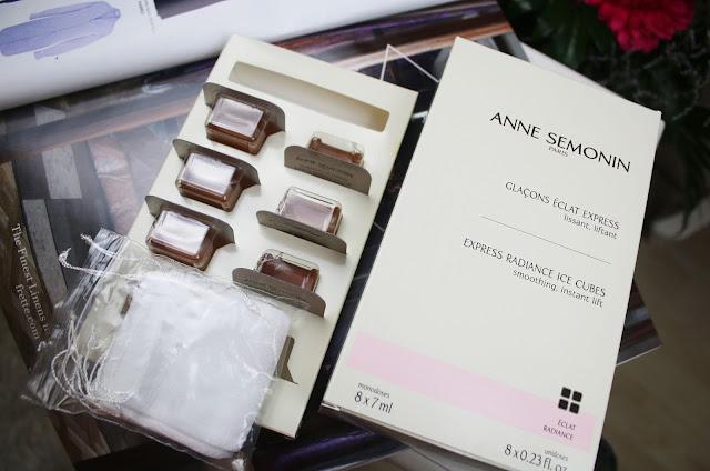 Anne Semonin льдинка для сияния лица отзывы