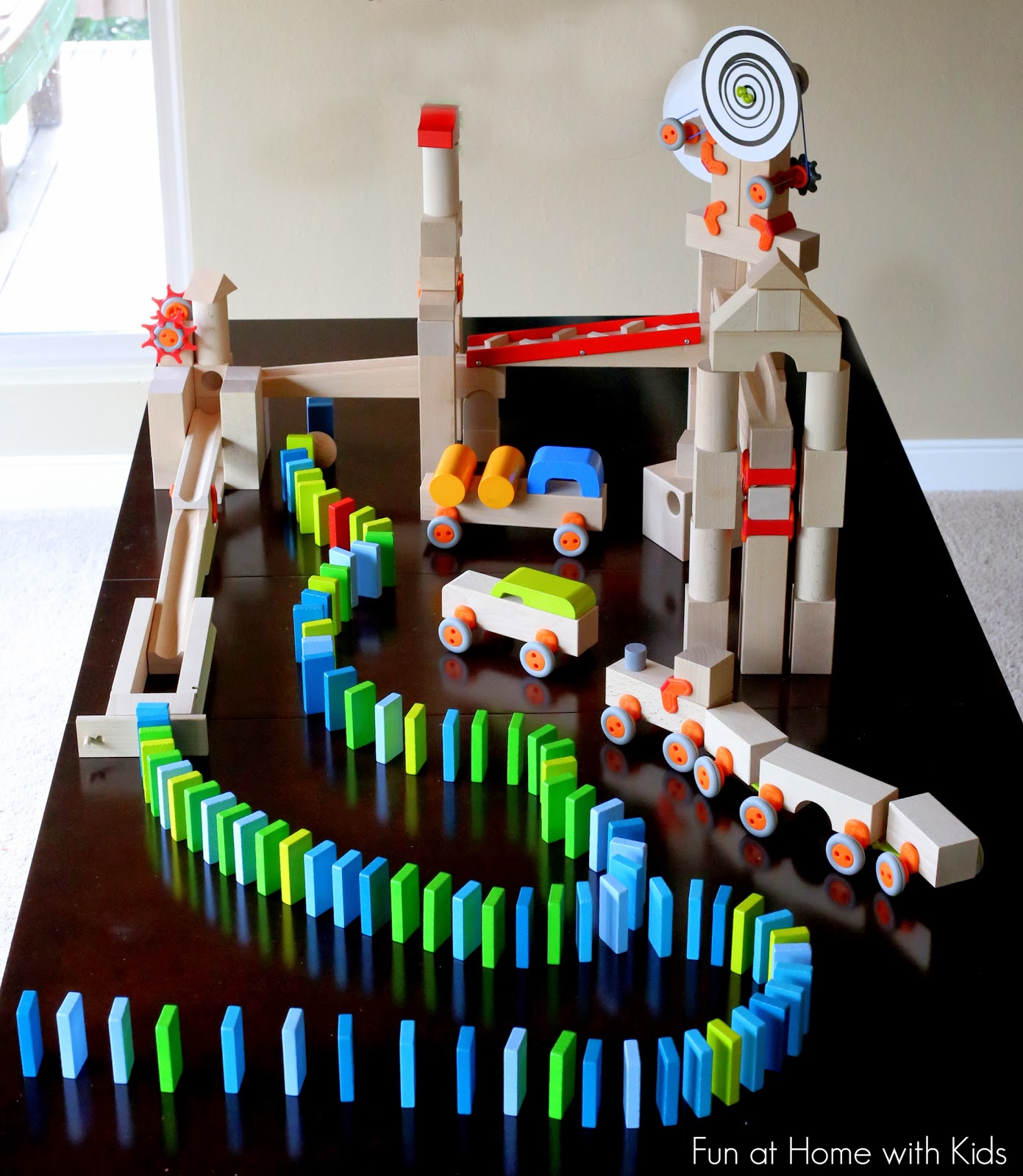 A Review Of Haba Technic Blocks Building Blocks Marble