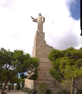 Monumento al Corazón de Jesús tudela