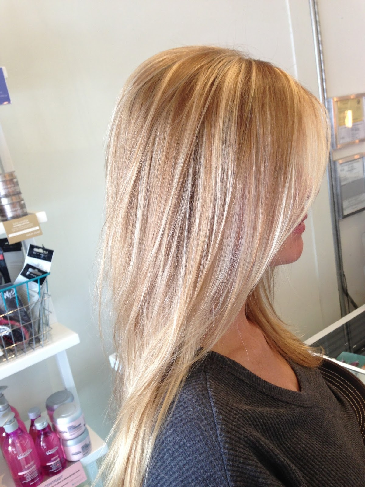 35 New Beige Blonde hair color ideas