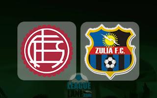 Lanús vs Zulia en Copa Libertadores 2017