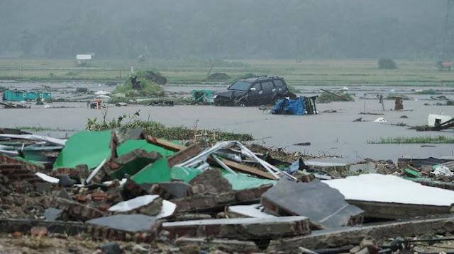 Inilah 20 Hotel dan Penginapan Rusak Akibat Tsunami Anyer