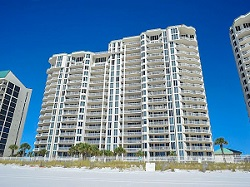 Destin Florida Vacation Rental, Silver Beach Towers Condo