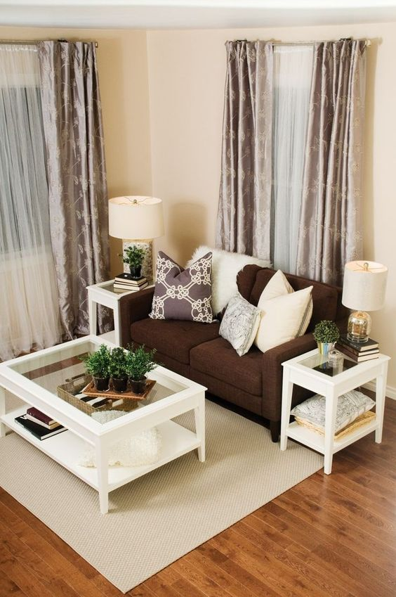50+ Ideas Decoration of Modern Small Rooms With Pictures 46