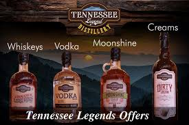 Moonshine Whiskey Cremes Vodka Smokies