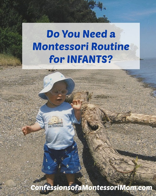 Do You Need a Montessori Routine for Infants?
