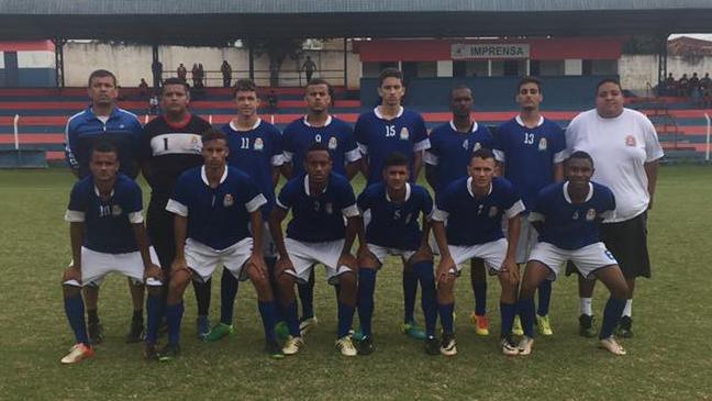 1722e5adb4 O time sub 19 da AD Guarujá está na semifinal dos Joguinhos Abertos da  Juventude. Mesmo com a derrota para Presidente Prudente por 1 a 0