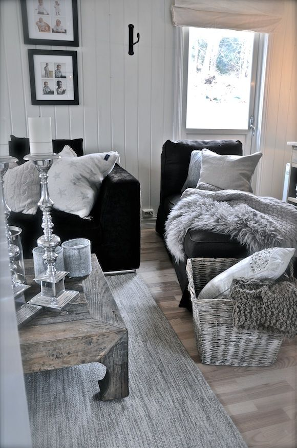 Cute Pinterest: Warm and cozy living room 2