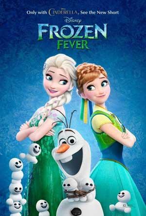 Frozen Fever (2015) BDRip Subtitulados