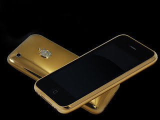 Hape Termahal iPhone 3GS Supreme Goldstriker Advanced