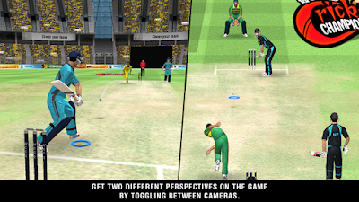 World Cricket Championship 2 Mod Apk v2.0.5
