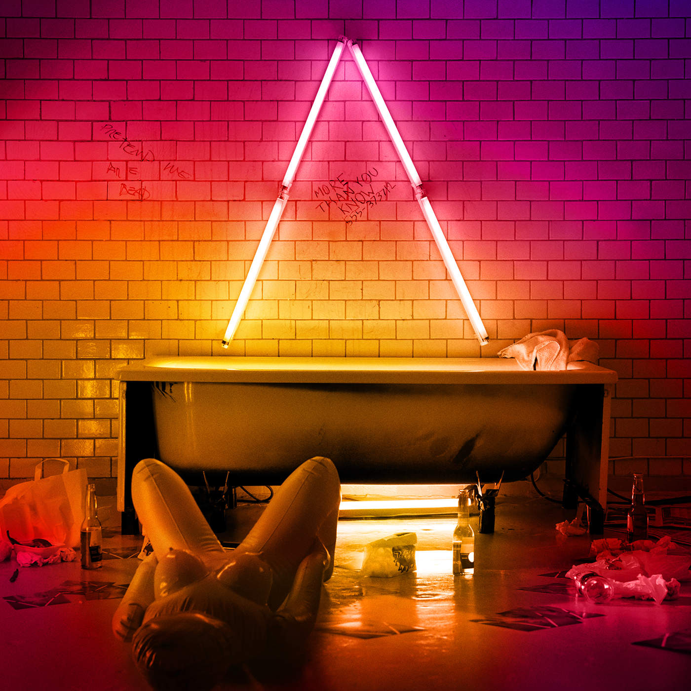 Axwell Λ Ingrosso - Renegade - Single Cover