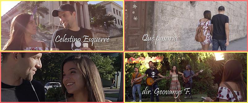 Celestino Esquerré - ¨Qué pasaría¨ - Videoclip - Director: Geovanys F. García. Portal Del Vídeo Clip Cubano