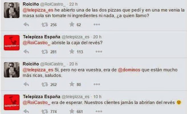 Community Manager telepizza