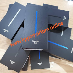 Jual samsung galaxy note 10 plus bm murah dan original