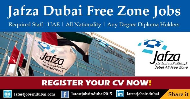 Jebel Ali Free Zone Careers and Job Vacancies in Dubai