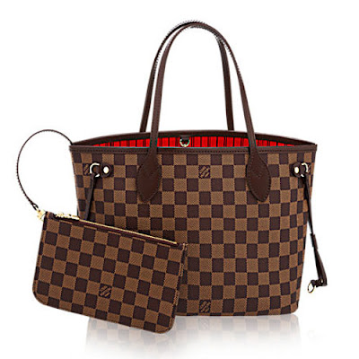 Louis Vuitton Neverfull PM Louis-Vuitton-Damier-Ebene-Canvas-Neverfull-PM-N41359