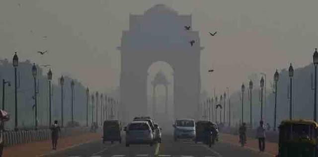 हरियाणा व पंजाब के कारण दिल्ली-NCR की हवा में प्रदूषण की मात्रा काफी ज्यादा