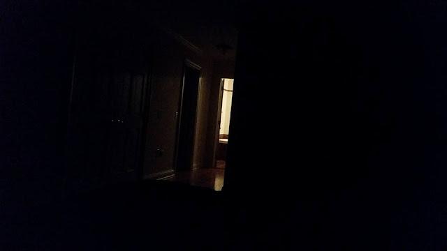 Haunted Bathroom...