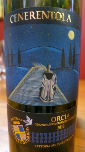 2010 Donatella Cinelli Colombini Cenerentola from DOC Orcia, Tuscany, Italy (87 pts)