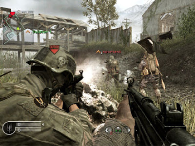 Call Of Duty 4 Modern Warfare Game free download