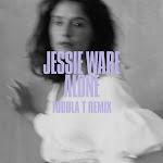 Jessie Ware - Alone (Toddla T Remix) - Single Cover