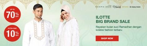 Promo Ramadhan Baju Wanita Yang Terlengkap ILOTTE