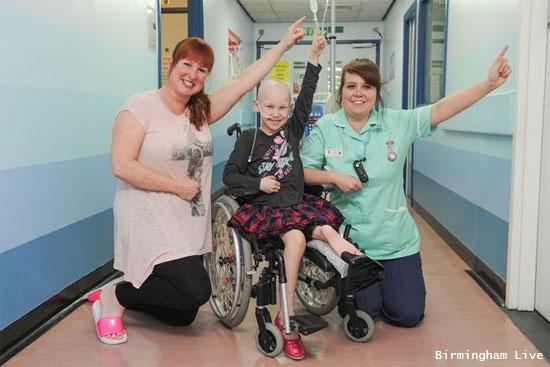 Menina tem perna reimplantada ao contrário depois de amputação - entenda esse caso curioso -  Img 2