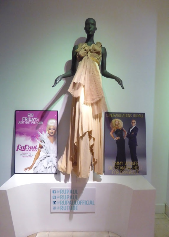 RuPauls Drag Race season 2 gown