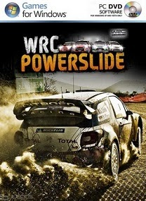 wrc powerslide pc game cover www.ovagames.com WRC Powerslide CODEX