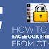 How to Hide Your Facebook Friend List from Friends and Others