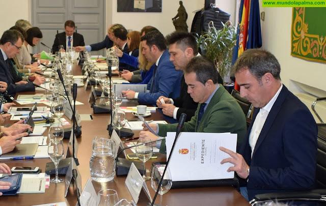 Francisco Paz lleva a la Federación Española de Municipios la declaración institucional de apoyo a la instalación en La Palma del Telescopio de Treinta Metros