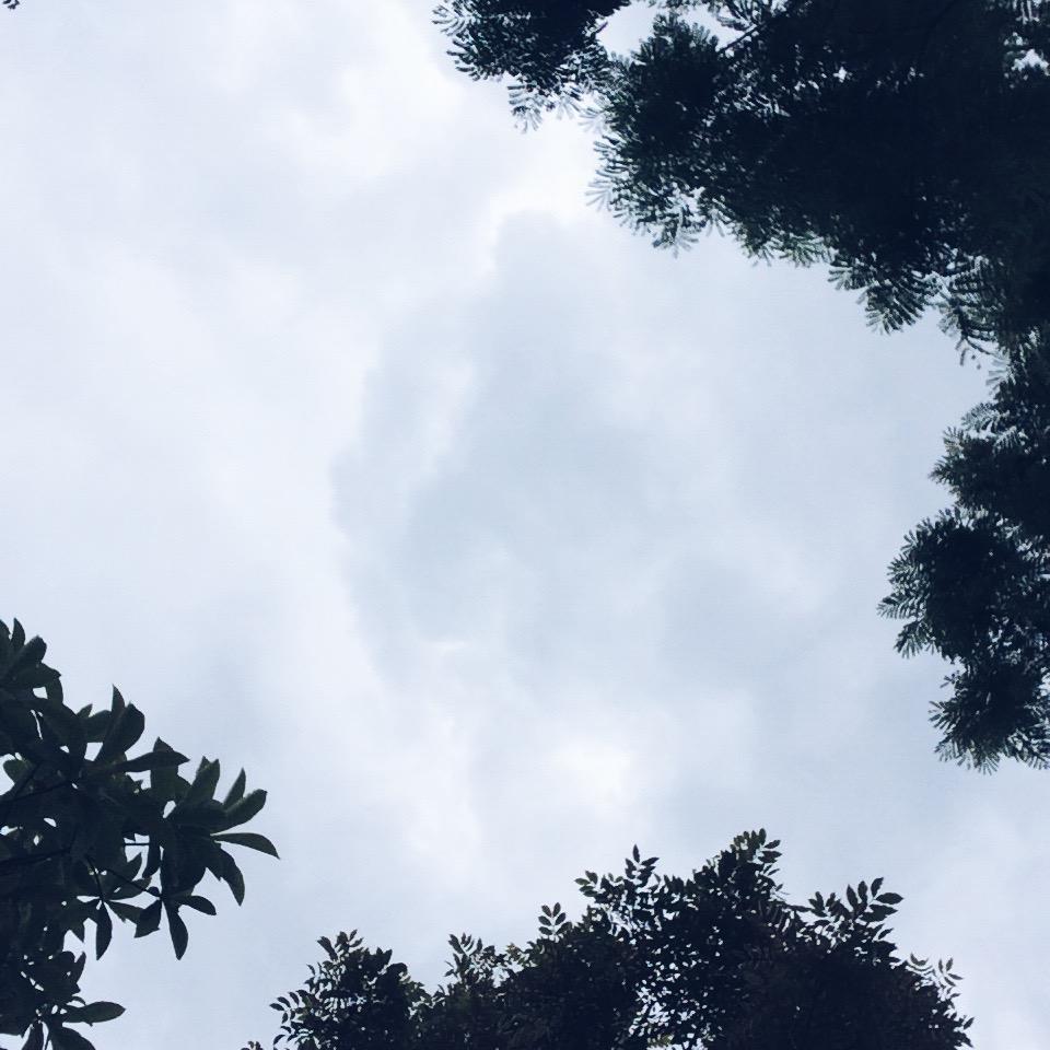 Olhe pro céu, acredite