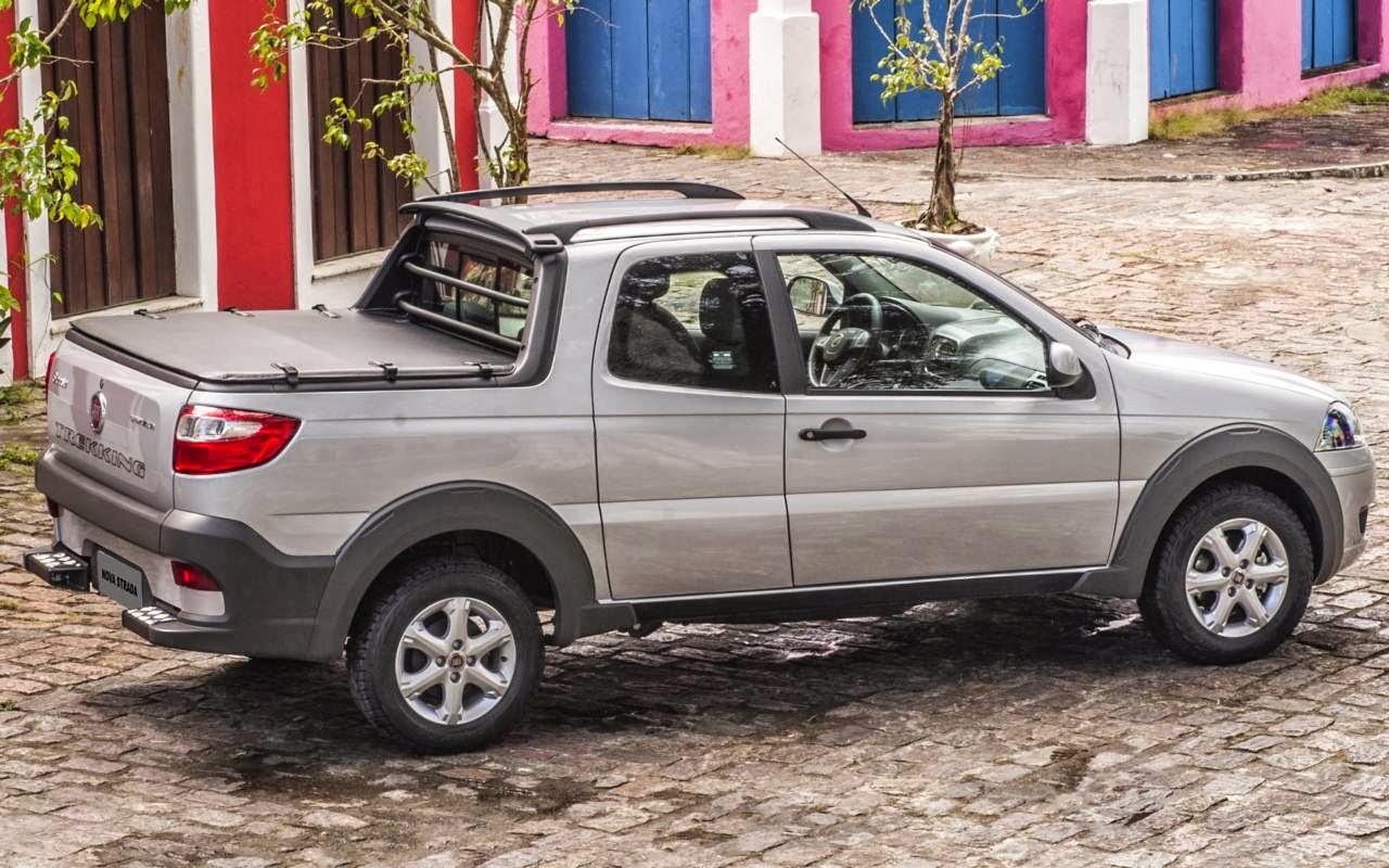Fiat Strada Trekking 1.6 16V Flex