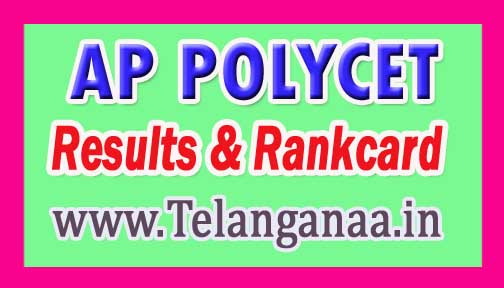AP Polycet 2017 Results CEEP Result Rank Download 2018