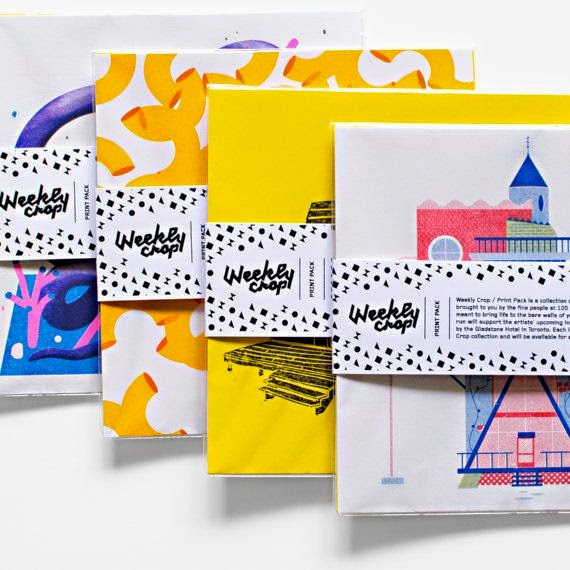 Unique 603: NOTEBOOKS - PACKAGING RESEARCH: BELLY BANDS MA31