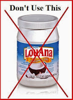 Do NOT use LouAna coconut oil on your face! that is for cooking only!
