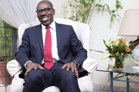 Edo guber: Monarch places curse on subjects who vote against Obaseki