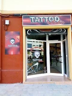 Fachada de Por Amor al Arte Tatto Estudio