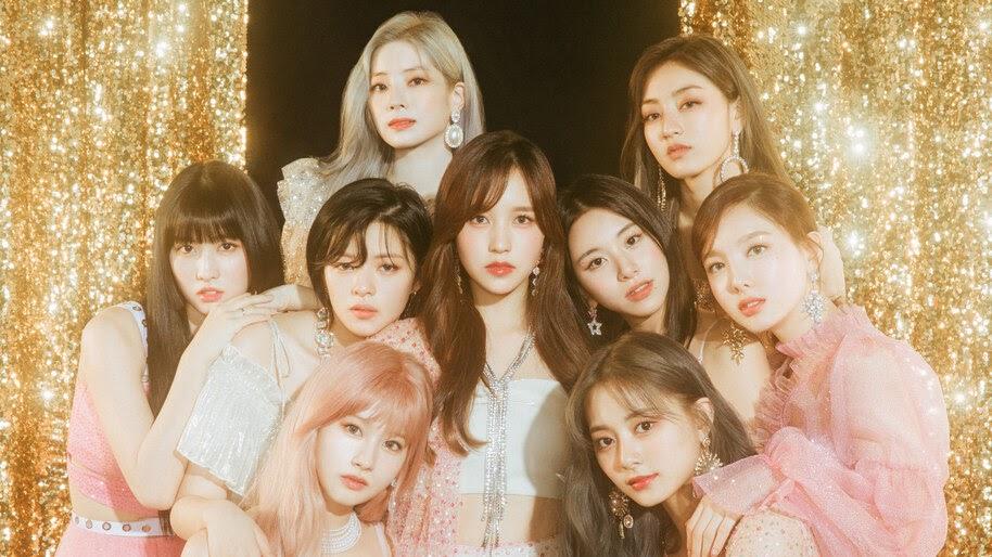 Twice Feel Special All Members 4k Wallpaper 5830