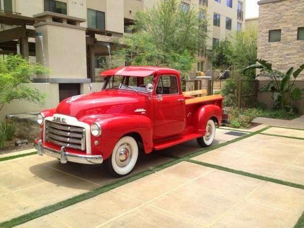 Beautiful Restoration 1951 Gmc Pickup Truck Auto Restorationice